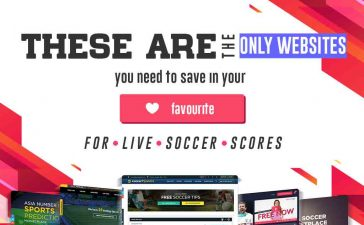 These are the only websites you need to save in your favourite for live soccer scores